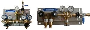 Zentrale Gasversorgung technische Gase