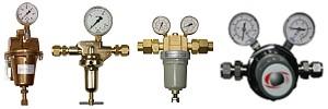 Leitungsdruckminderer für technische Gase